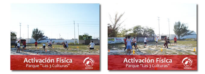 Parque Las 3 Culturas